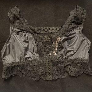 Victoria's Secret Intimates & Sleepwear - Strappy Ladder Longline Bralette, S